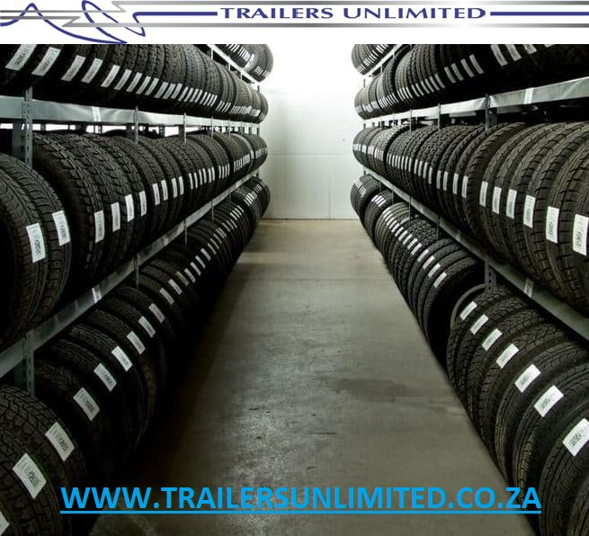 """TRAILER AND CARAVAN TYRES. 14"""" RIM AND TYRE COMBO.   5 STUD - 114 PCD SPECIAL PRICE. R1085.50 EXCL."""