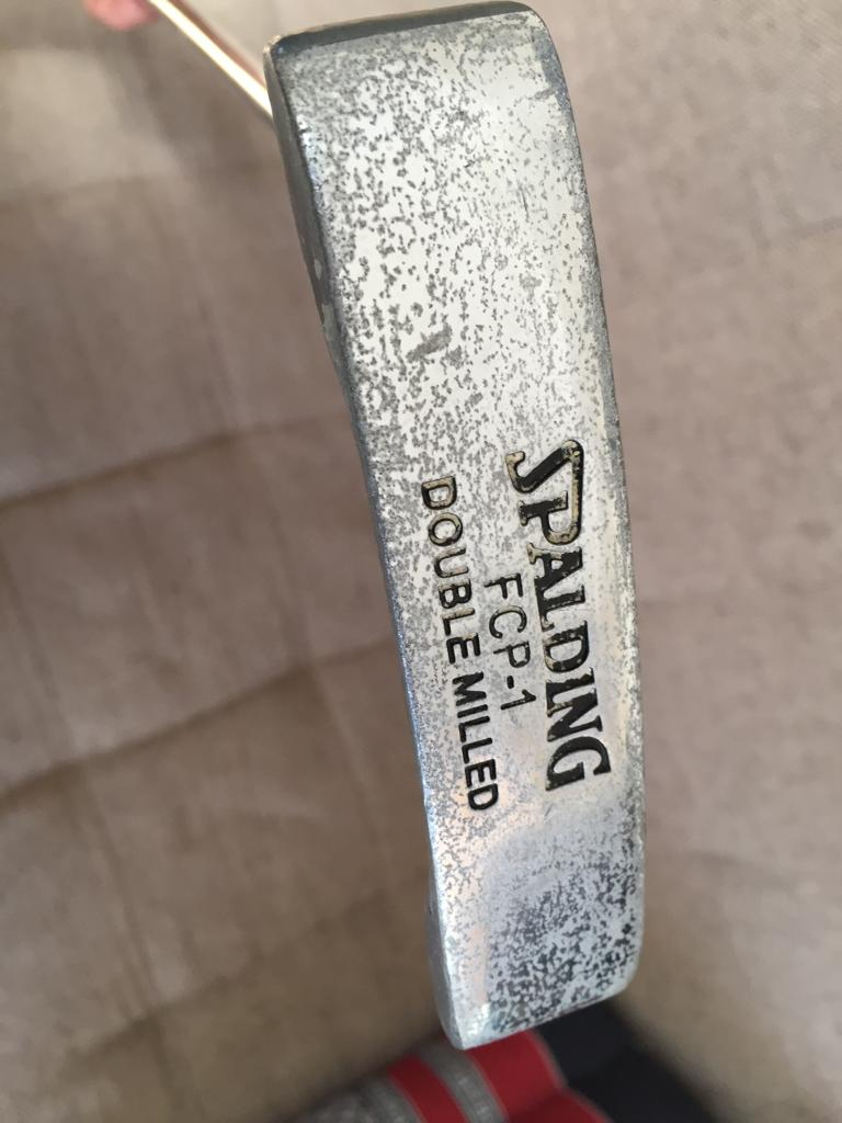 Spalding Left handed putter