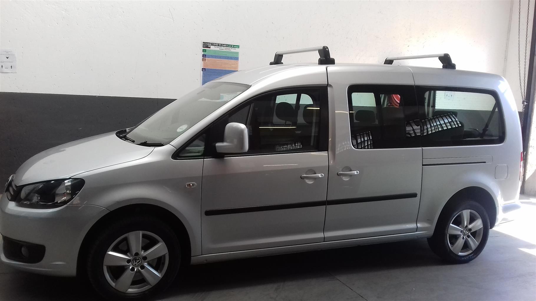 2015 VW Caddy 2.0TDI panel van