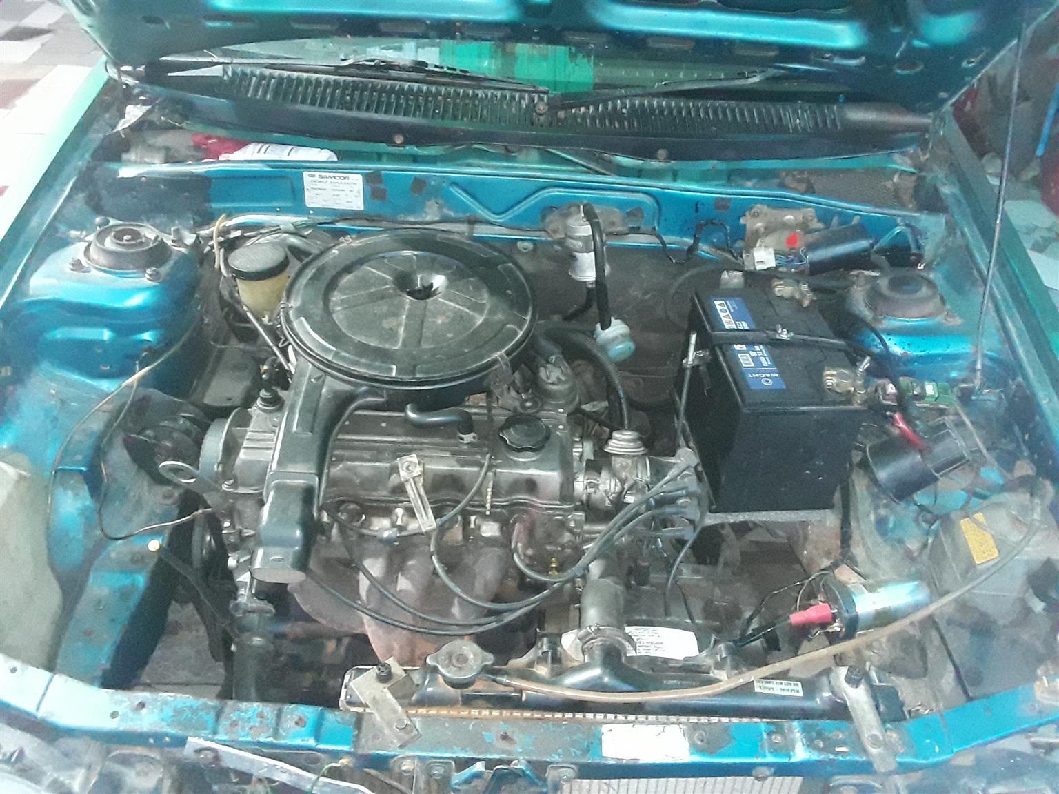 1996 Ford Bantam BANTAM 1.6i MONTANA P/U S/C