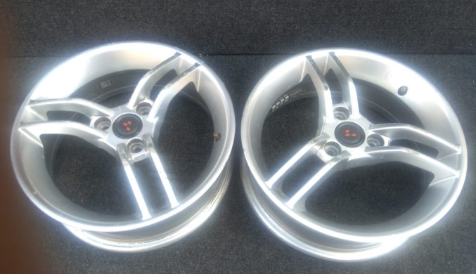 Can Am R5 Seat and Rims