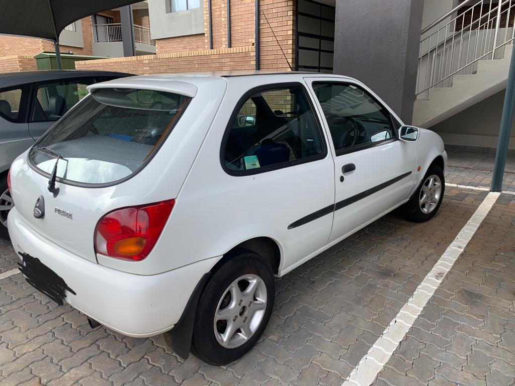 1998 Ford Fiesta 1.4i 3 door Trend