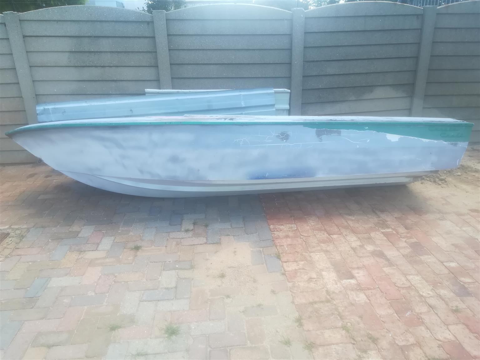 Speed Boat Shell for sale