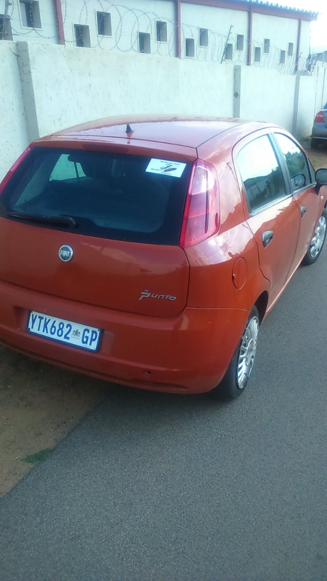 2006 Fiat Punto 1.4 Easy
