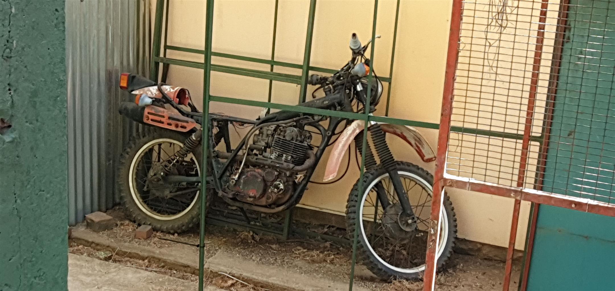 1975 Honda XR