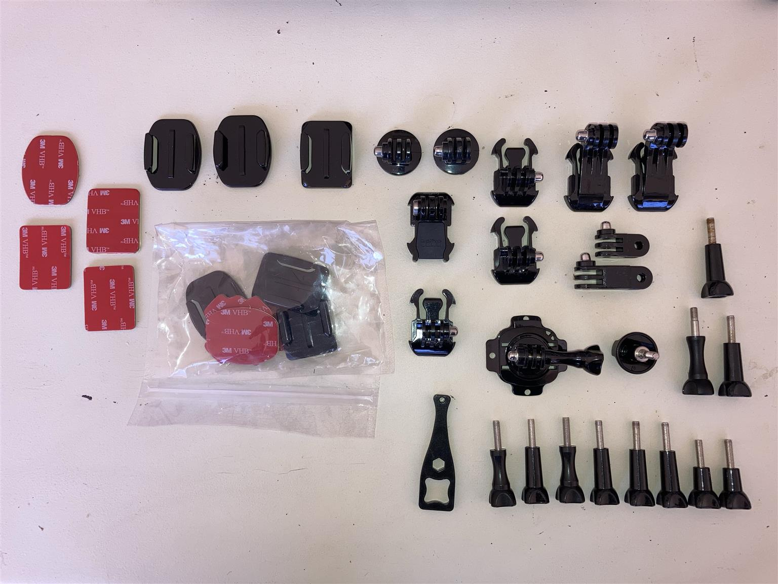 Gopro mounts and accessories