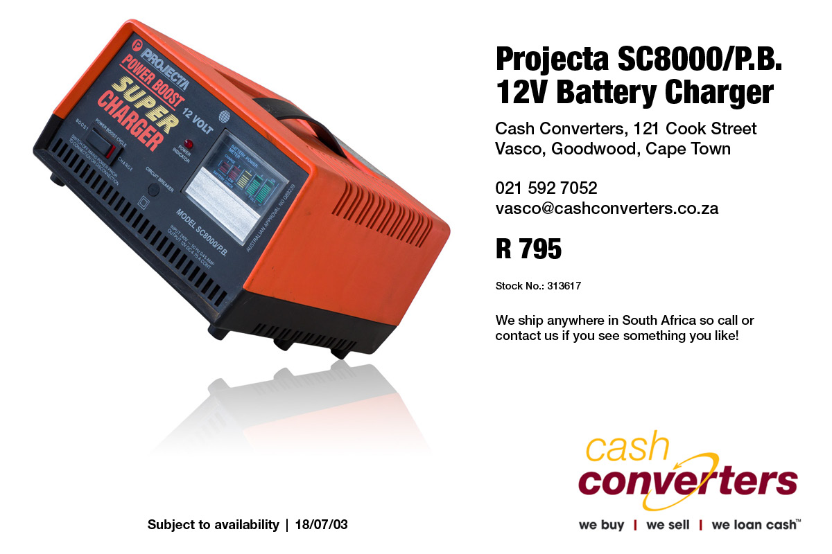 12v battery charger price south africa on