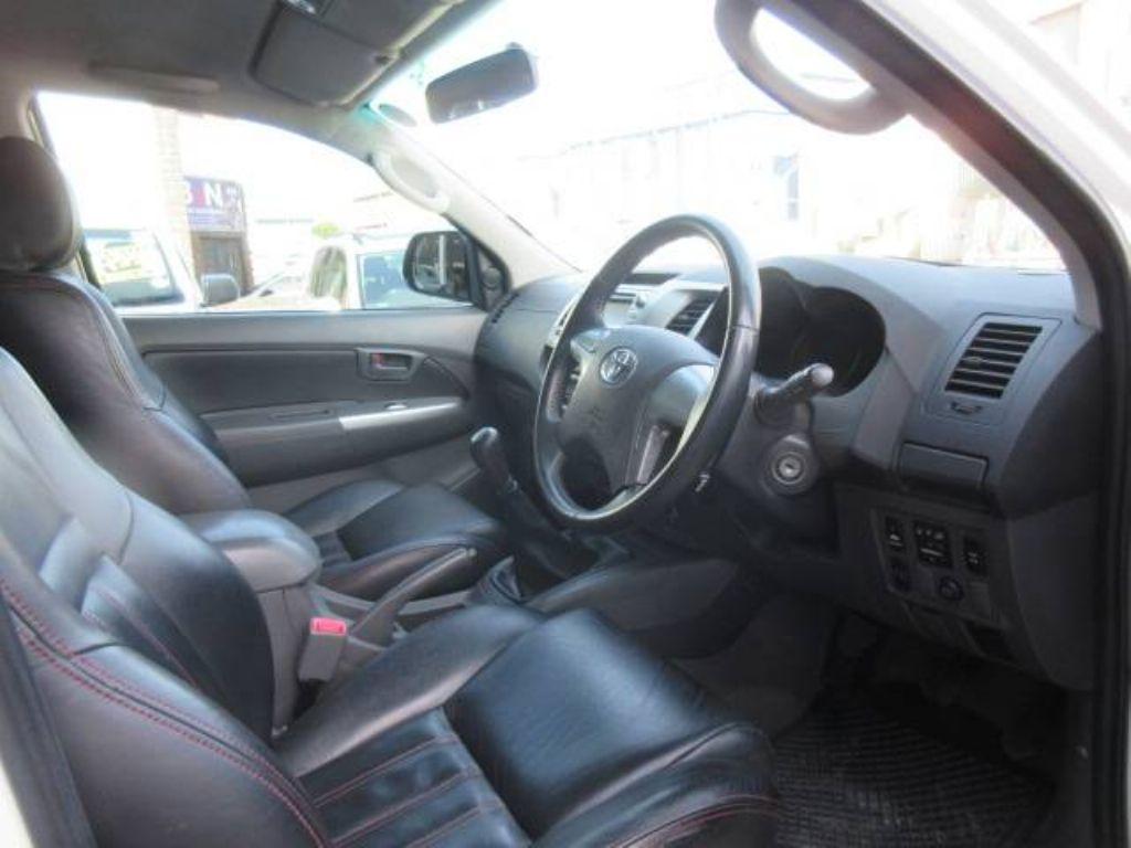 2013 Toyota Hilux double cab HILUX 2.7 VVTi RB S P/U D/C