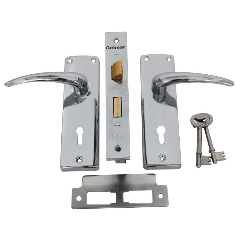 DOOR - LOCKSET 2 LEVER