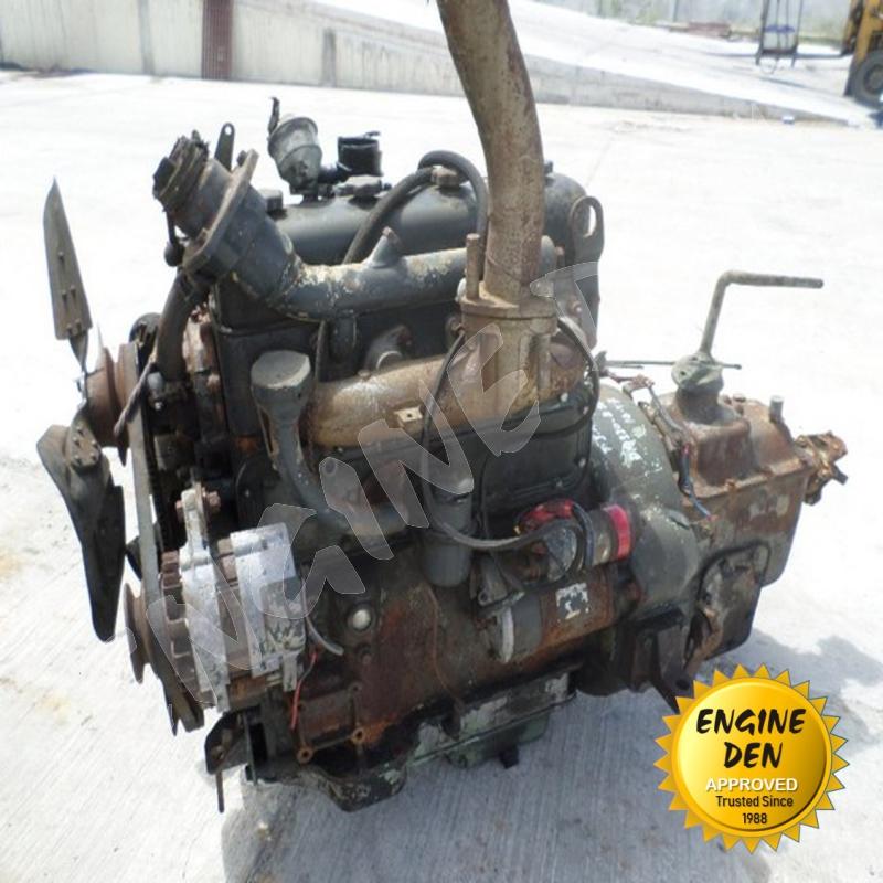 ISUZU EXCAVATOR ENGINE USED DA220