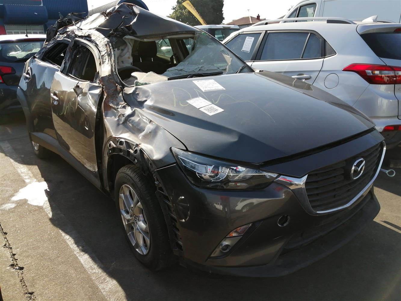 2017 Mazda CX-3 2.0 ACTIVE Code 3