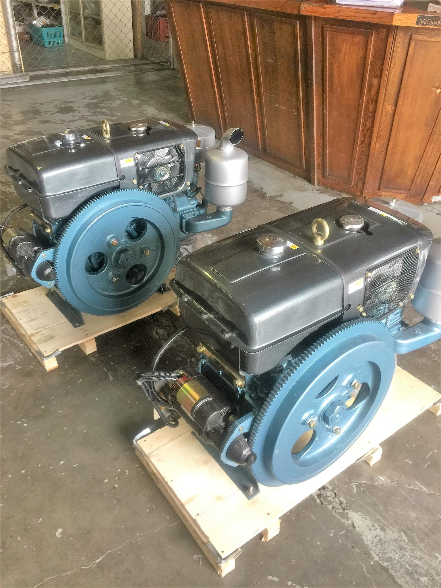 20hp horizontal water cooled engine at a very low price