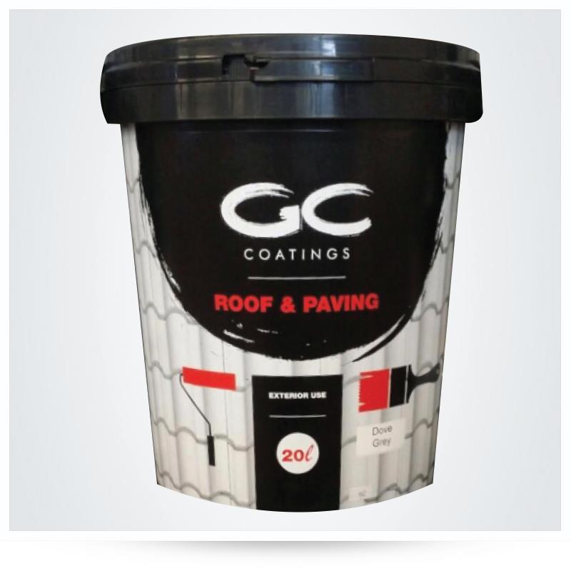 GC COATING ROOF  20LT