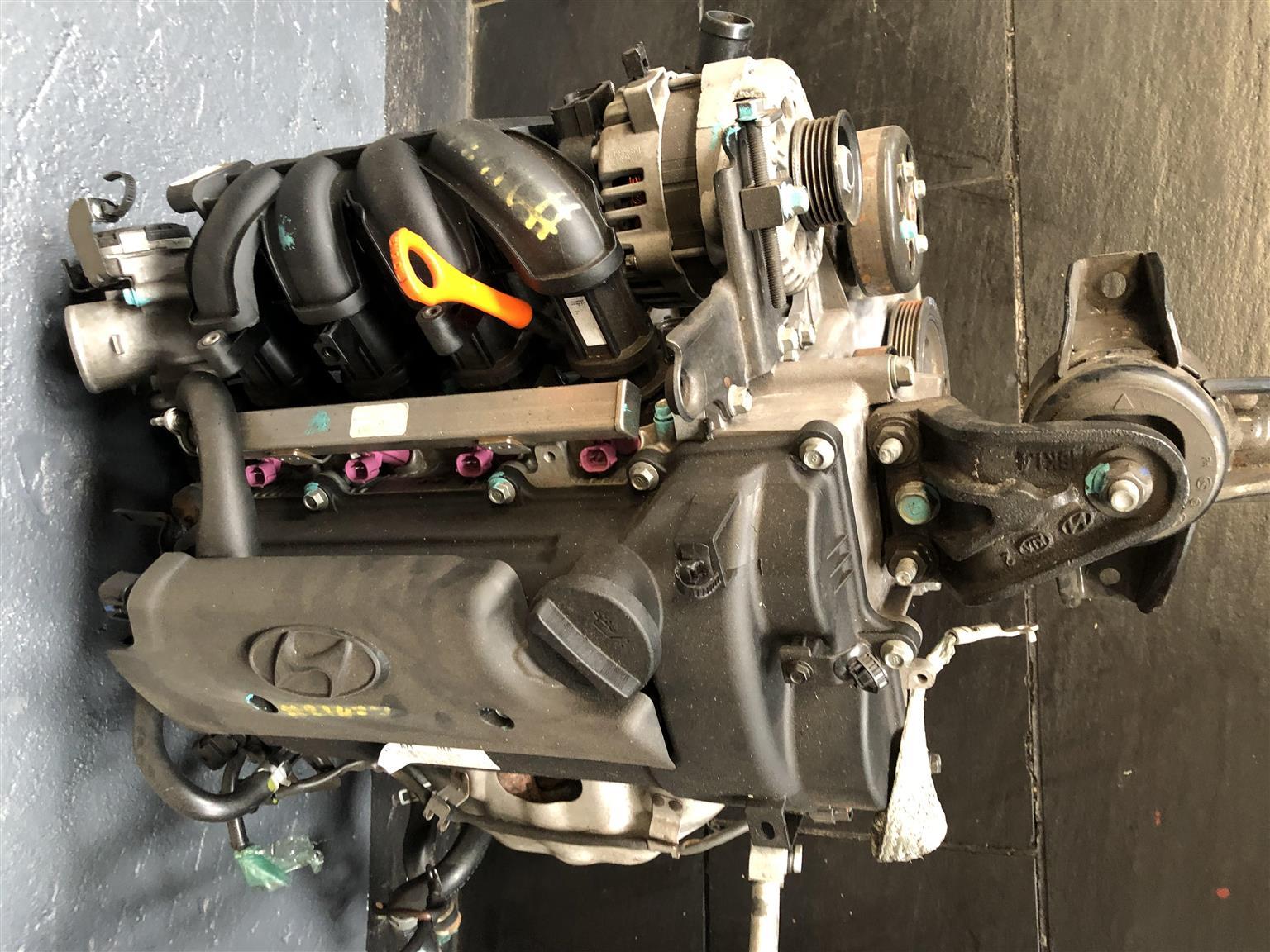HYUNDAI I10 ENGINE FOR SALE