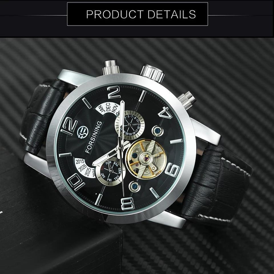FSG Grande Tourbillon Automatic Watch