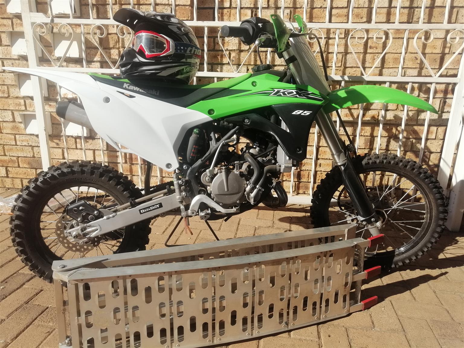 Kawasaki 85C