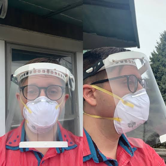 SNEEZE SCREENS AND 3D FACE SHIELDS