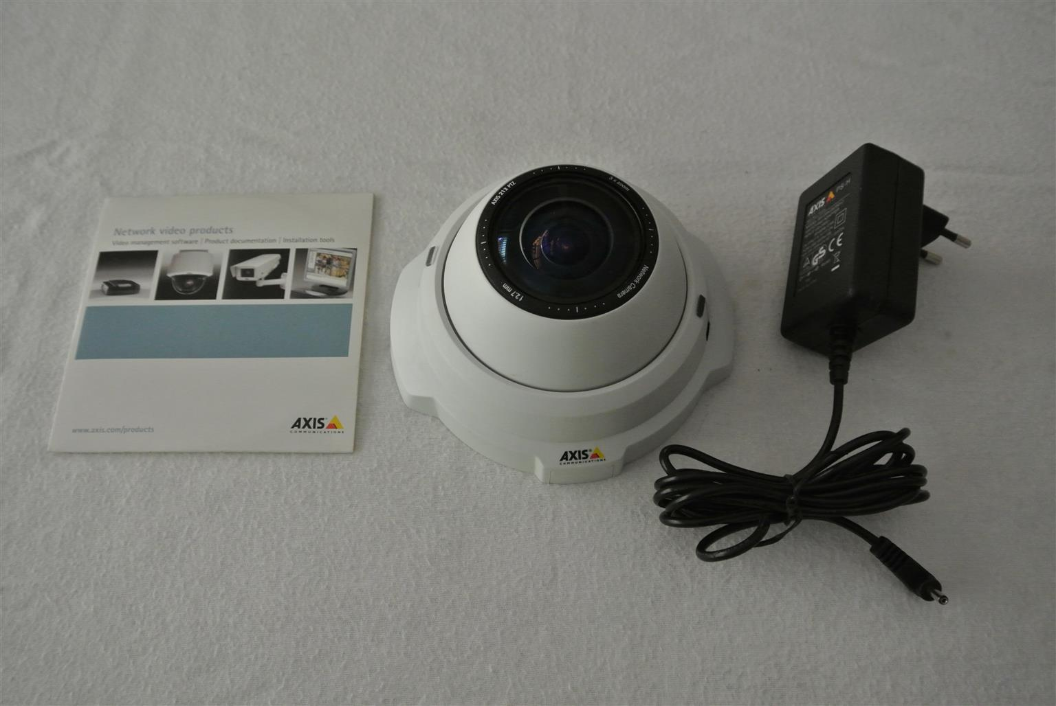 AXIS 212 PTZ Network Indoor Camera