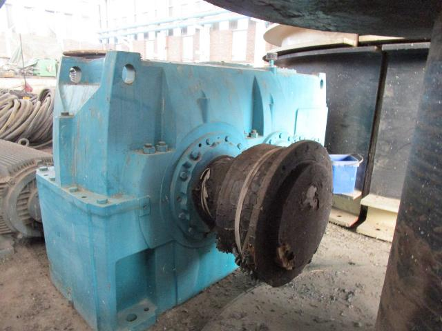 Dismantled Winder - ON AUCTION