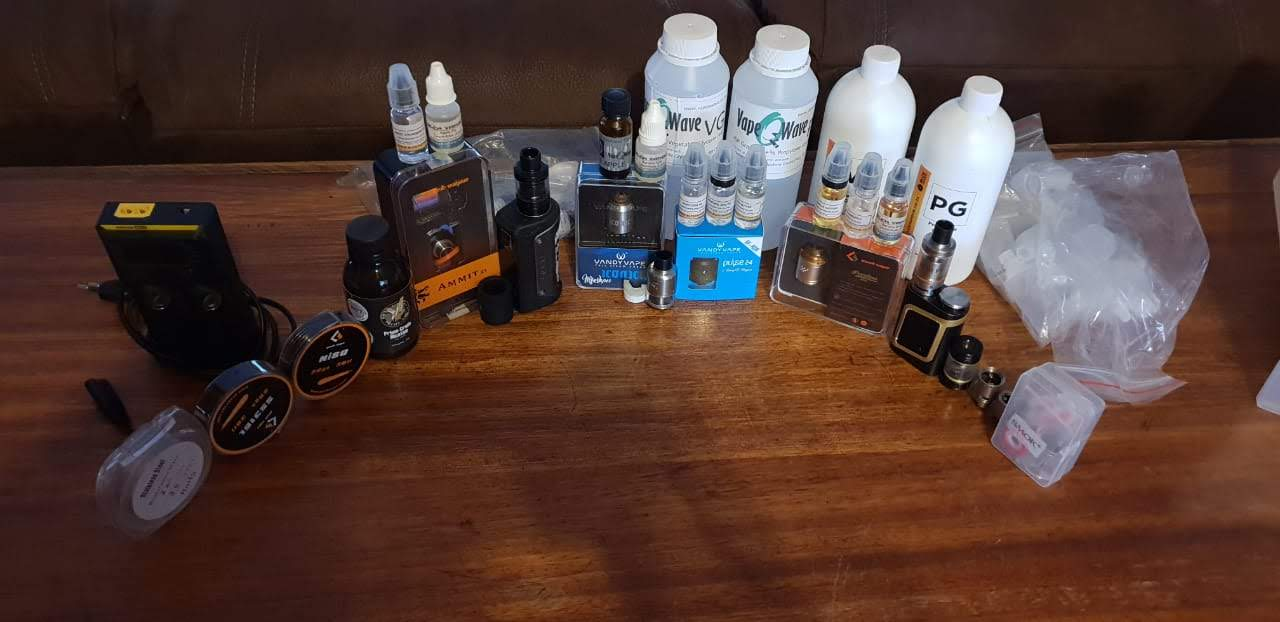 Vape and Accessories For sale | Junk Mail