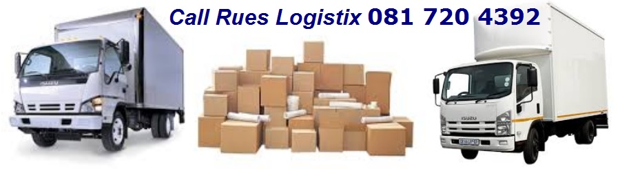 Rues Logistix Removals In Gauteng