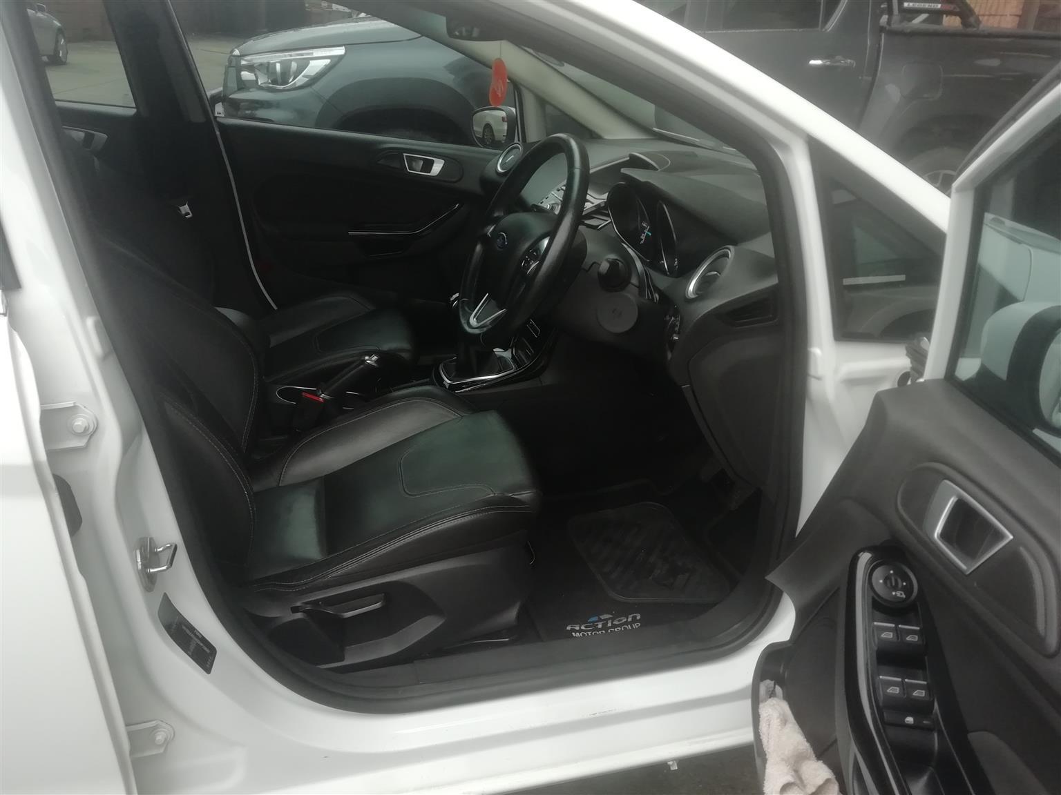 Ford Fiesta 2018 Ecoboost