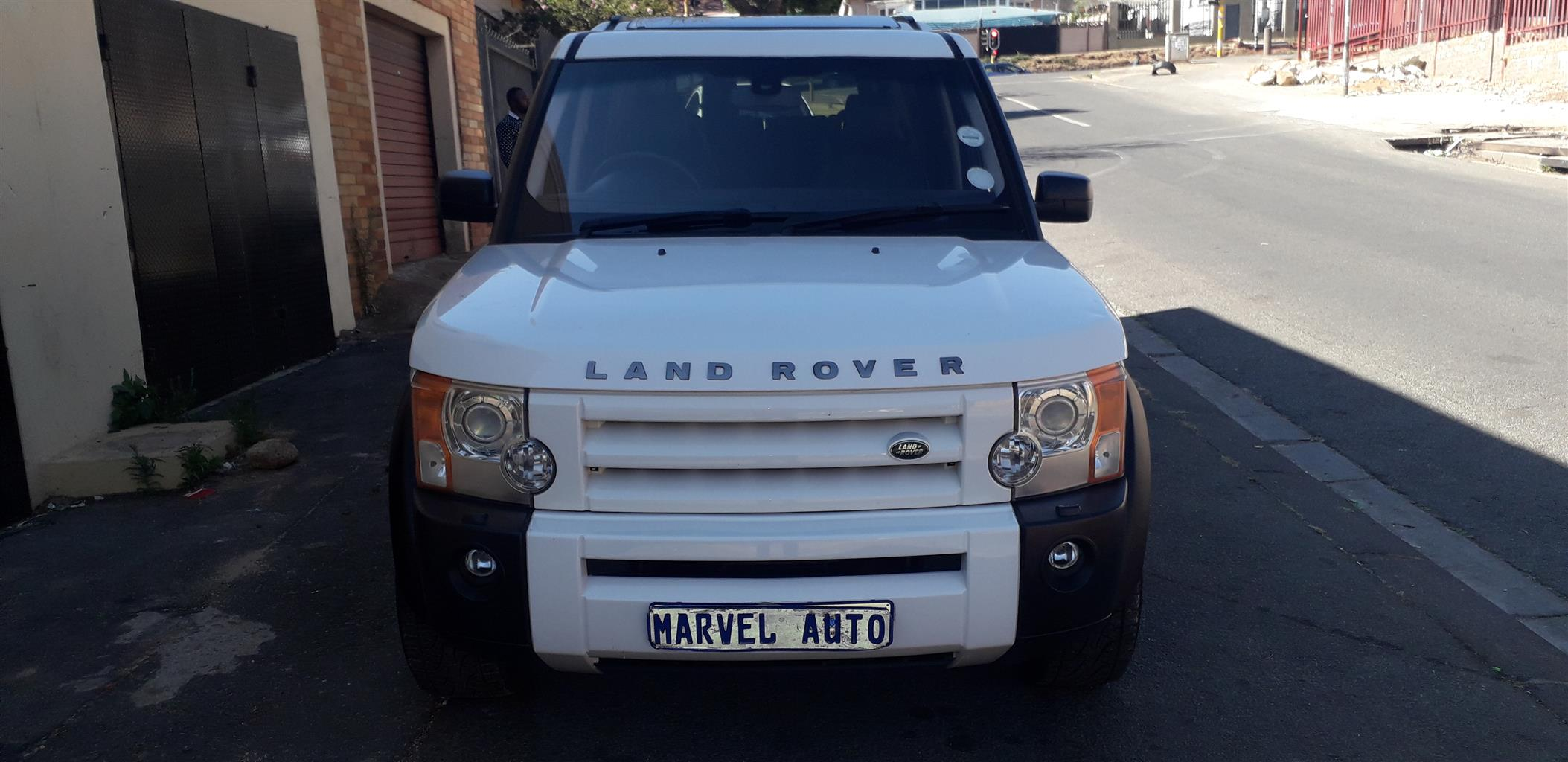 2007 Land Rover Discovery 3 TDV6 SE
