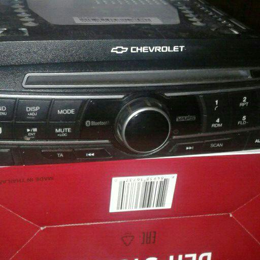 original chevy radio