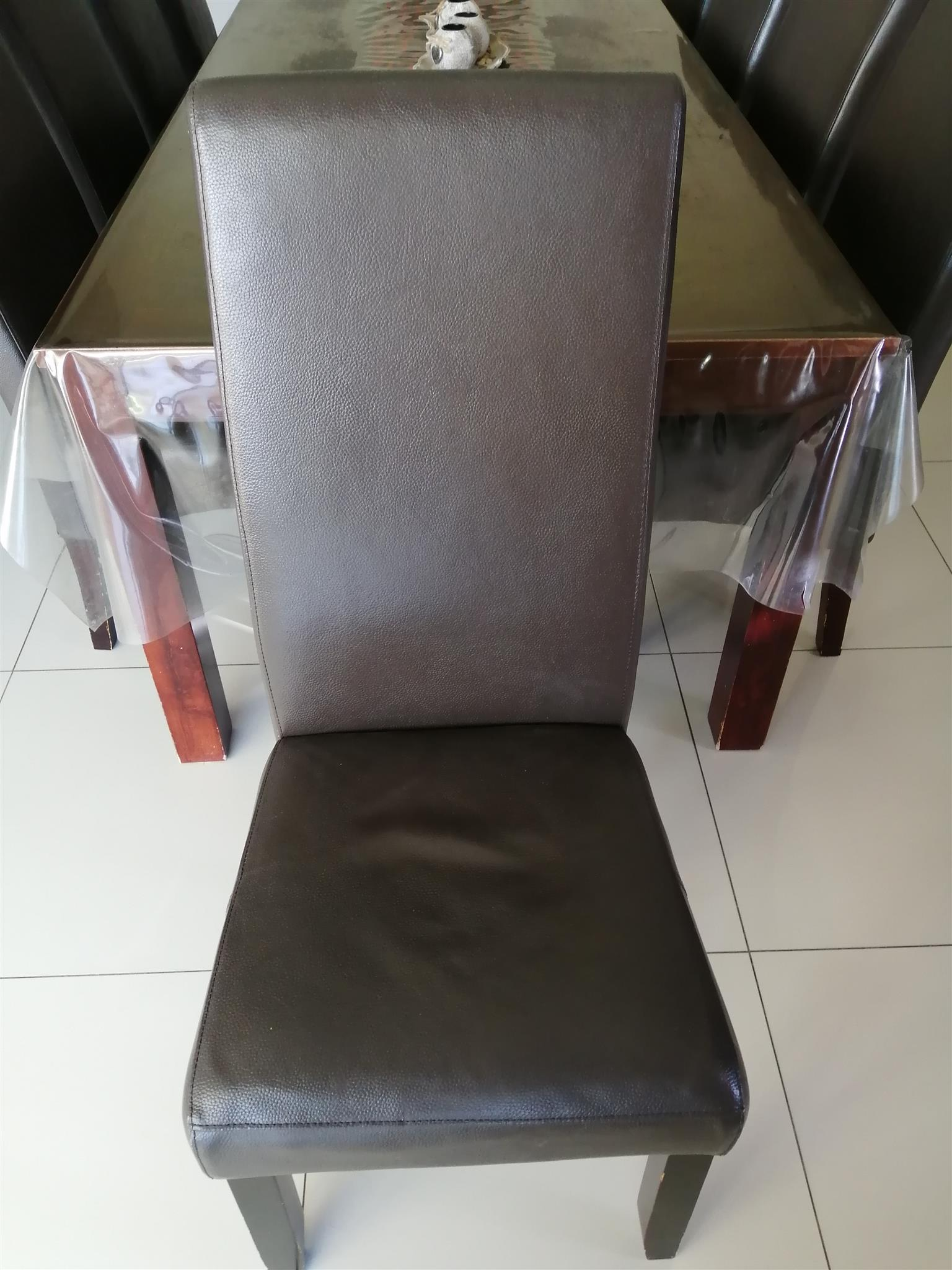 10 x  Dining Chairs For Sale - Negotiable
