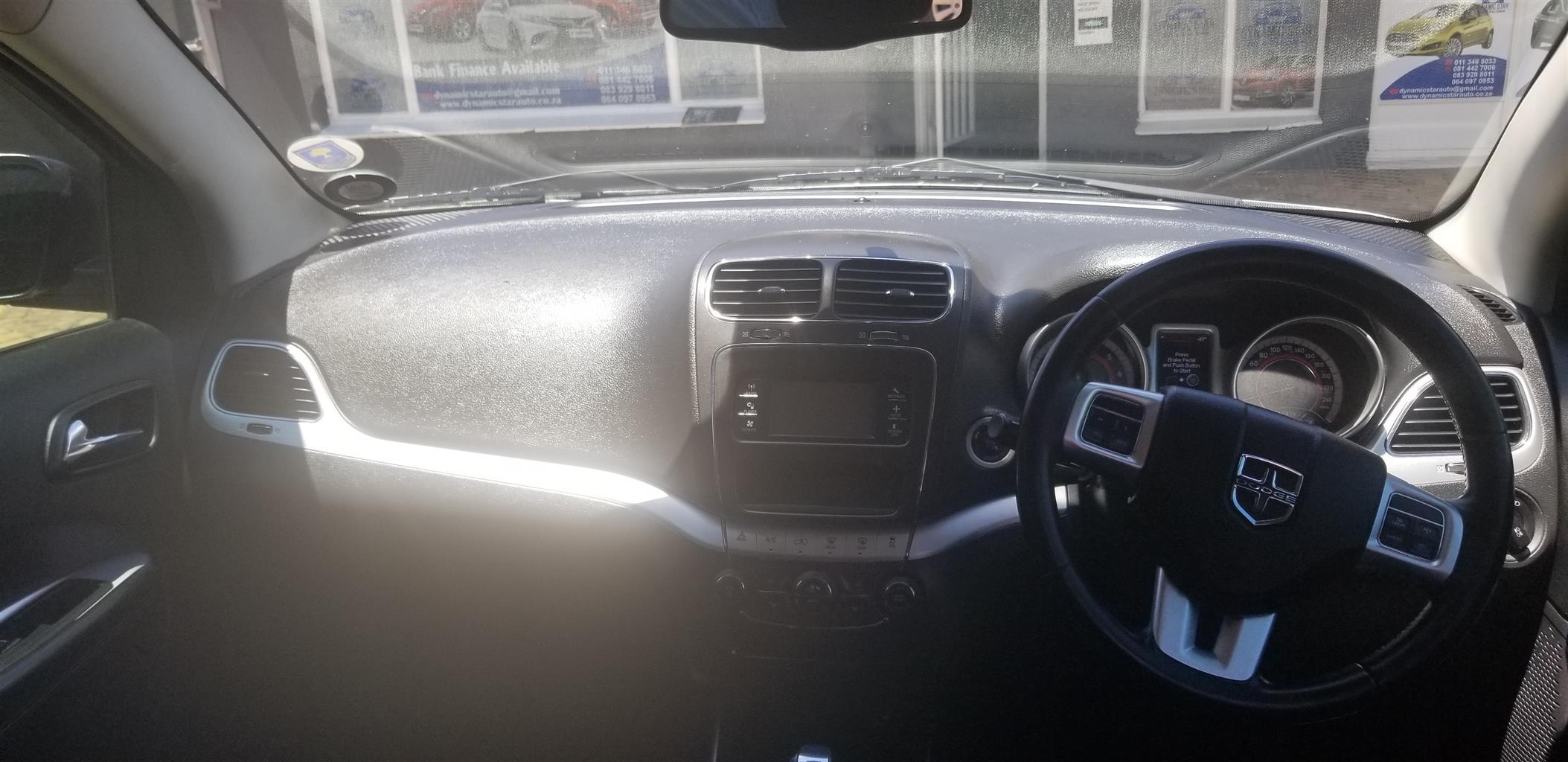 2012 Dodge Journey 3.6 SXT