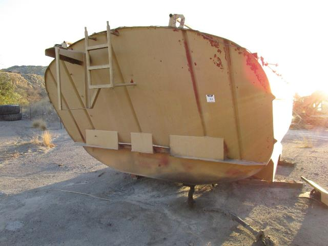 Caterpillar 773B Tank - ON AUCTION