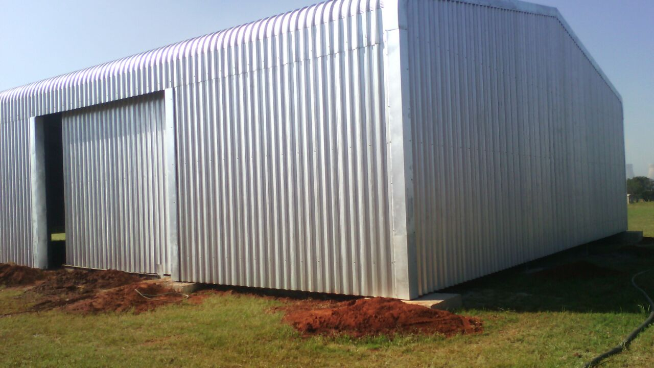 EMM Steel Structure Erctions At Affordable Pricing