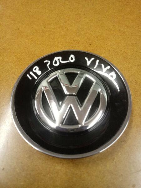 2018 Polo Vivo steering wheel badge