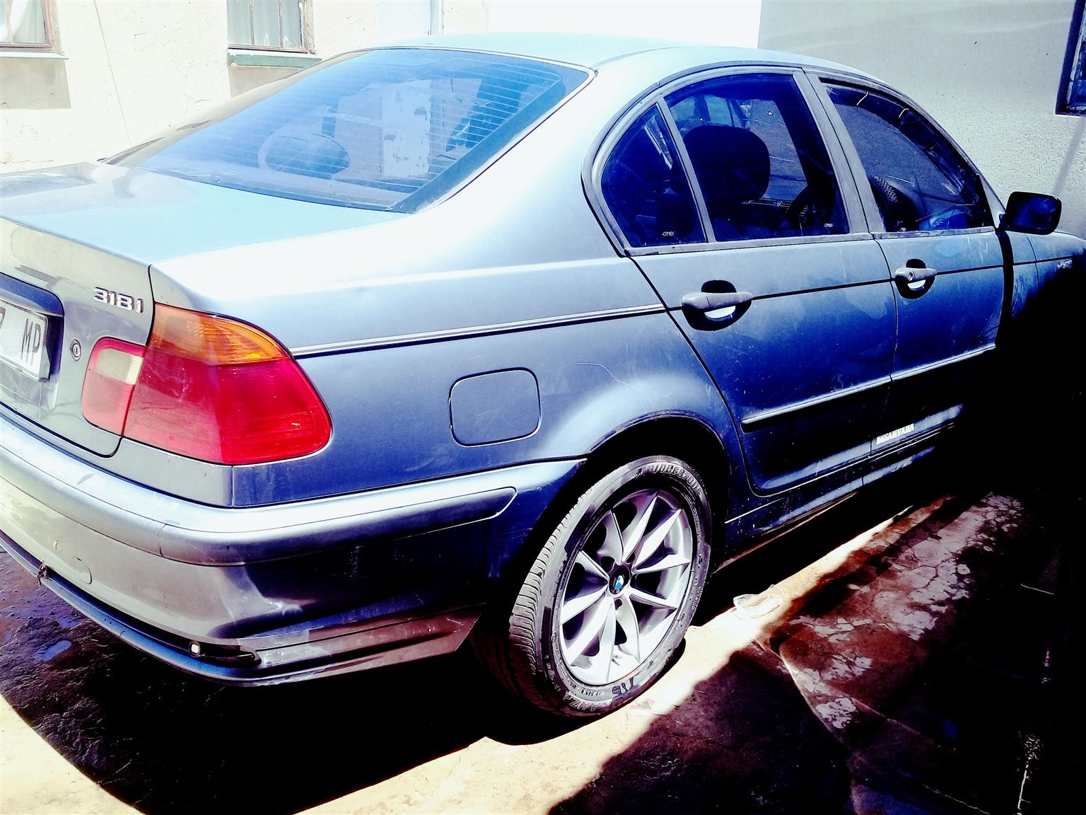 2005 BMW 3 Series 318i Edition Sport Line Shadow