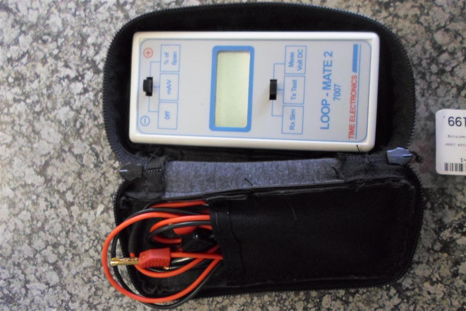 Time Electronics Loop-Mate 2 7007 Cable Tester