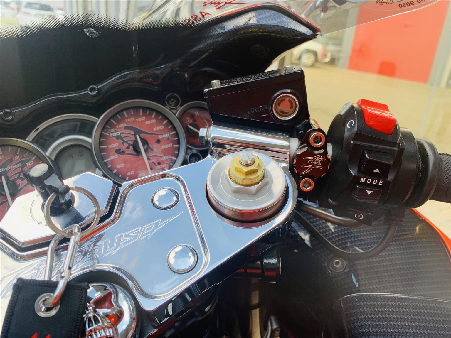 2008 Suzuki GSX1300R