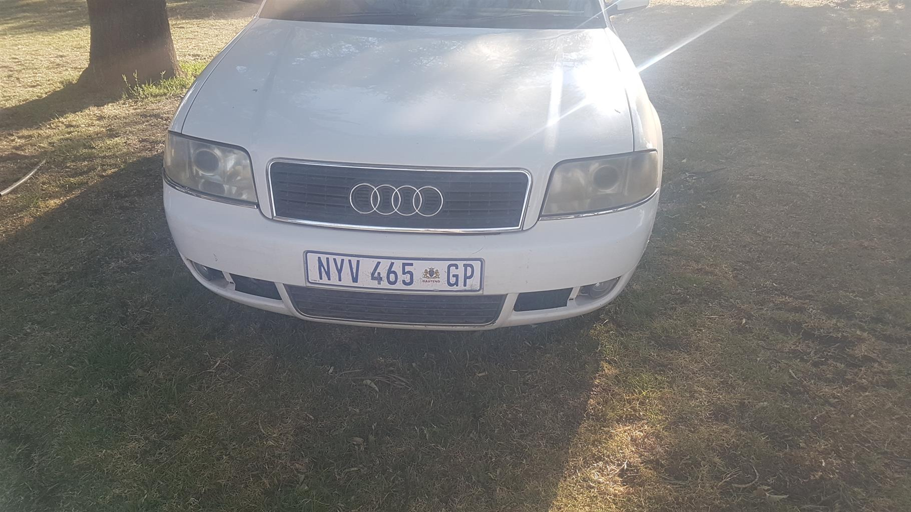 2003 Audi A6 2 4 multitronic | Junk Mail