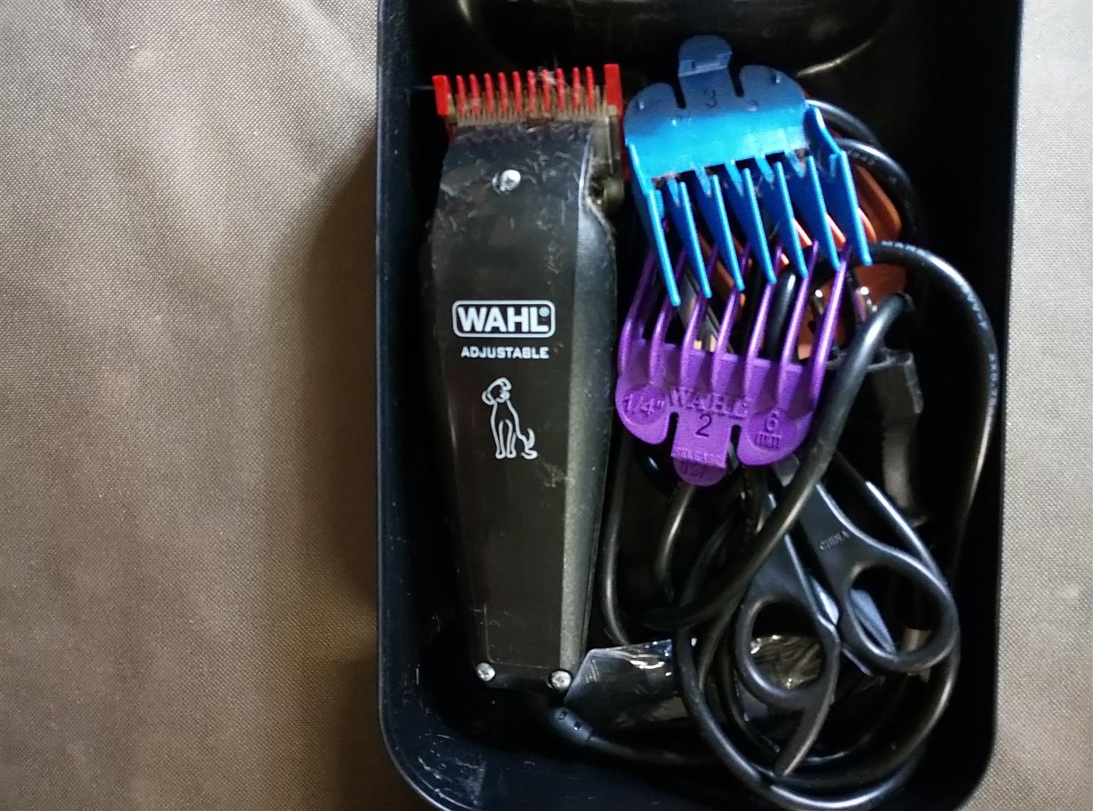 Animal clippers wahl