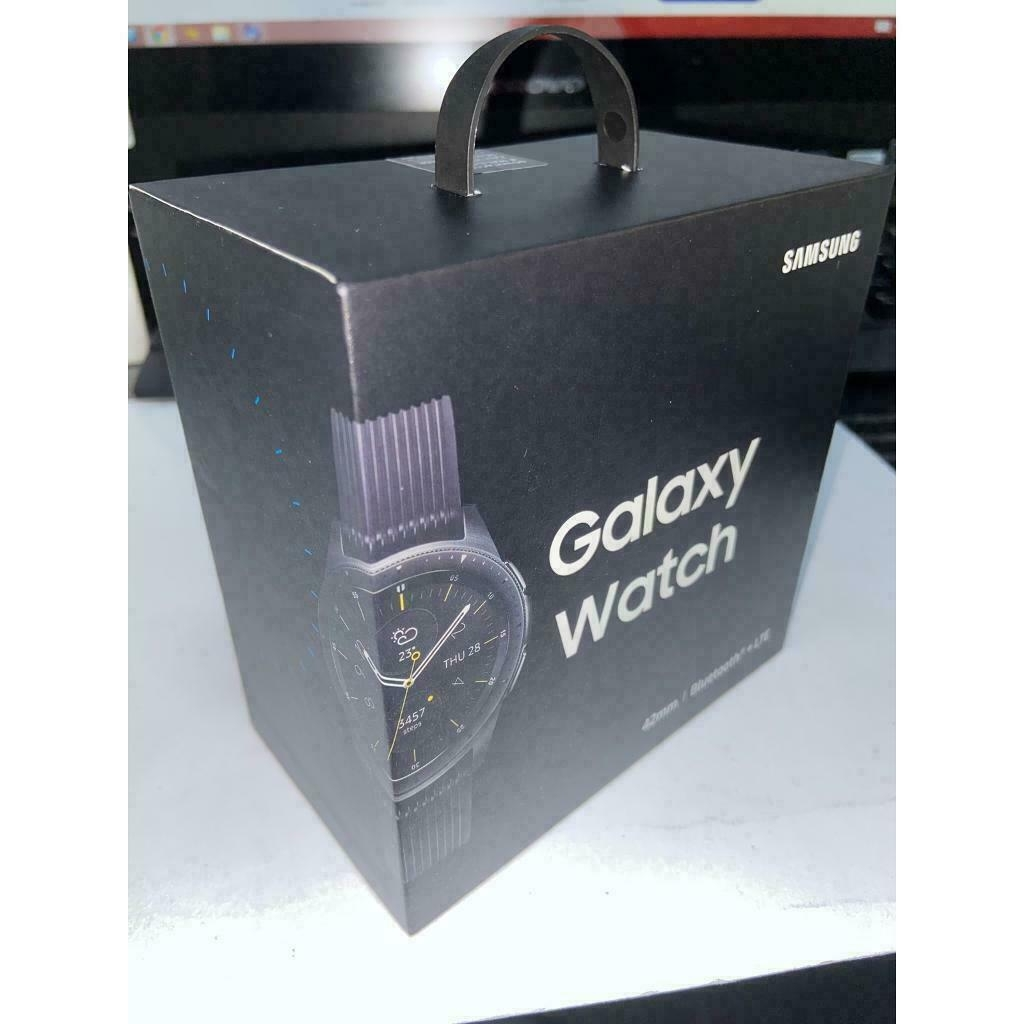 Samsung galaxy watch 42mm LTE Brand new long battery life