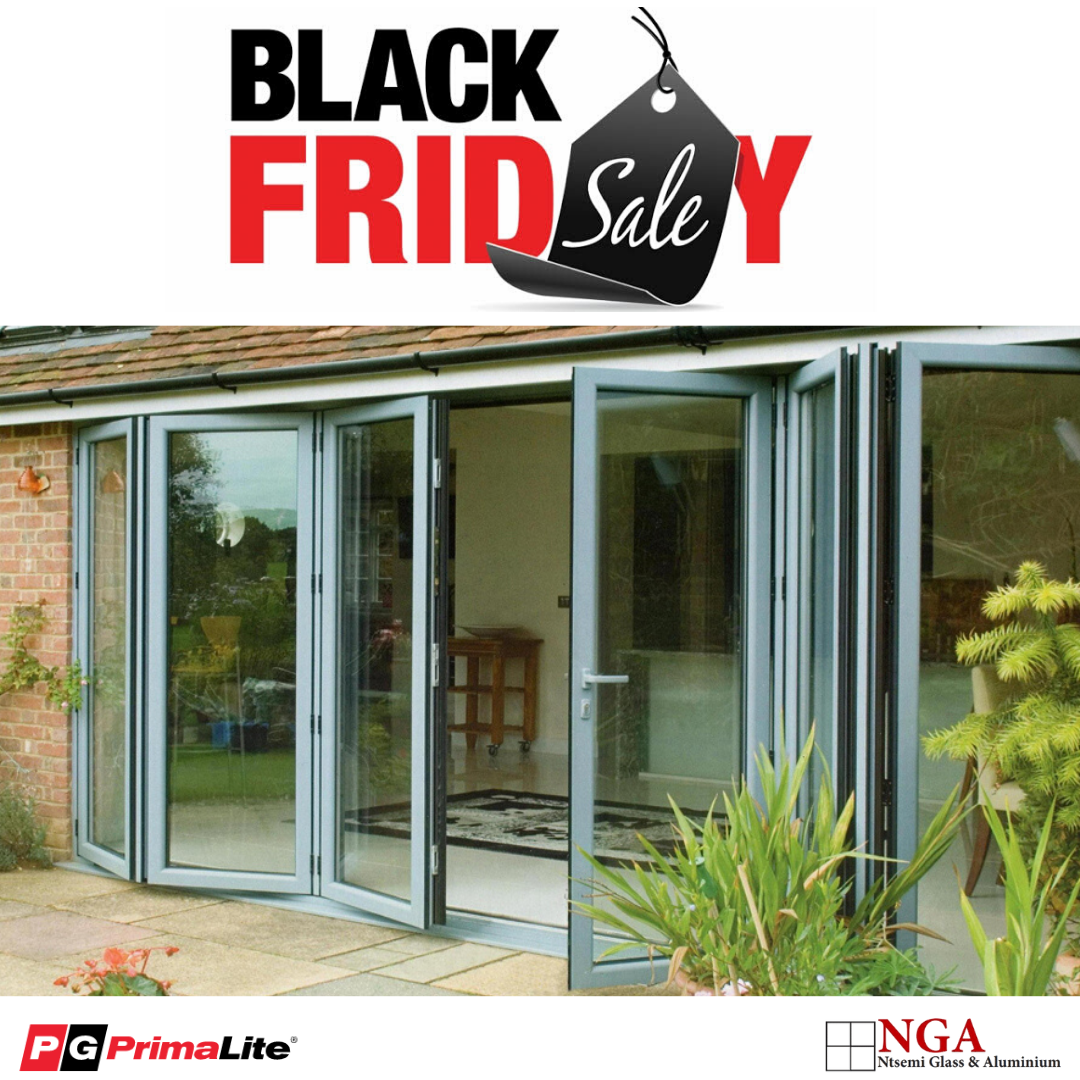 5000X2100 6 Panel Stacking Door | Black Friday All Month | Save R 2,764.32