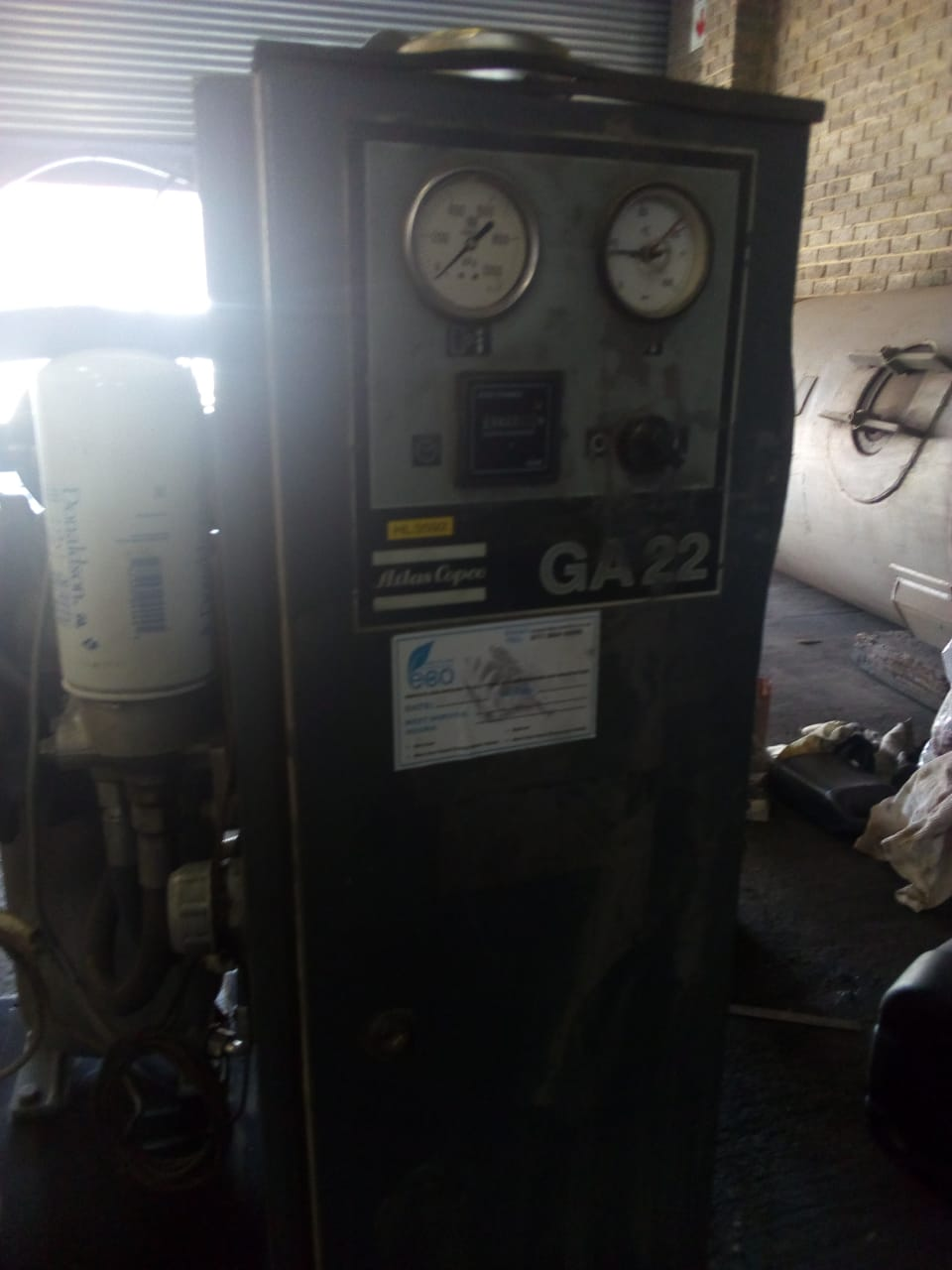 selling compressor working condition