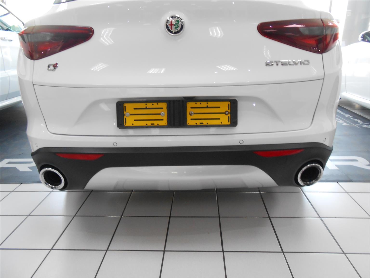 2017 Alfa Romeo Stelvio 2.0T Super Q4