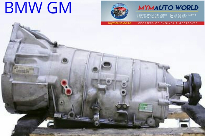 Imported used BMW GMComplete second hand used gearboxes