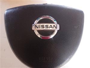 2013 Almera steeringwheel airbag