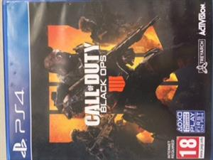 COD Black Ops 4 PS4 Game