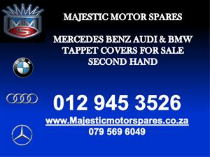 Mercedes benz and Bmw used tappet covers for sale