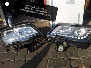 HAVAL H2 HEADLIGHTS FOR SALE.