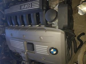 BMWE91 325i engine for sale.