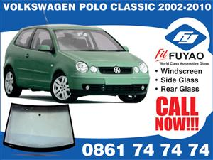 Windscreen for sale for 2002-2010 VW Polo Classic & Vivo # 7091