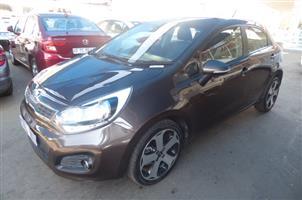 2015 Kia Rio hatch 1.4 Tec auto
